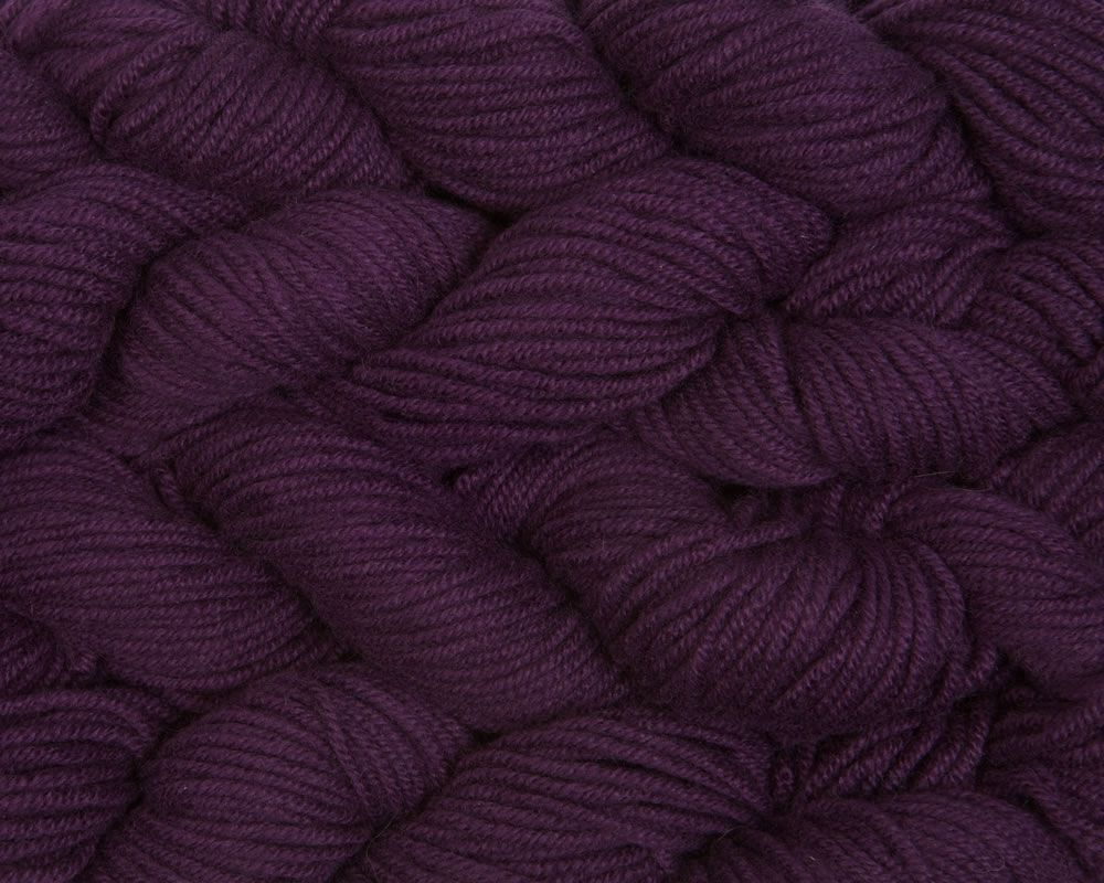 Cashmere Scarf for Her Kit, Purple Majesty