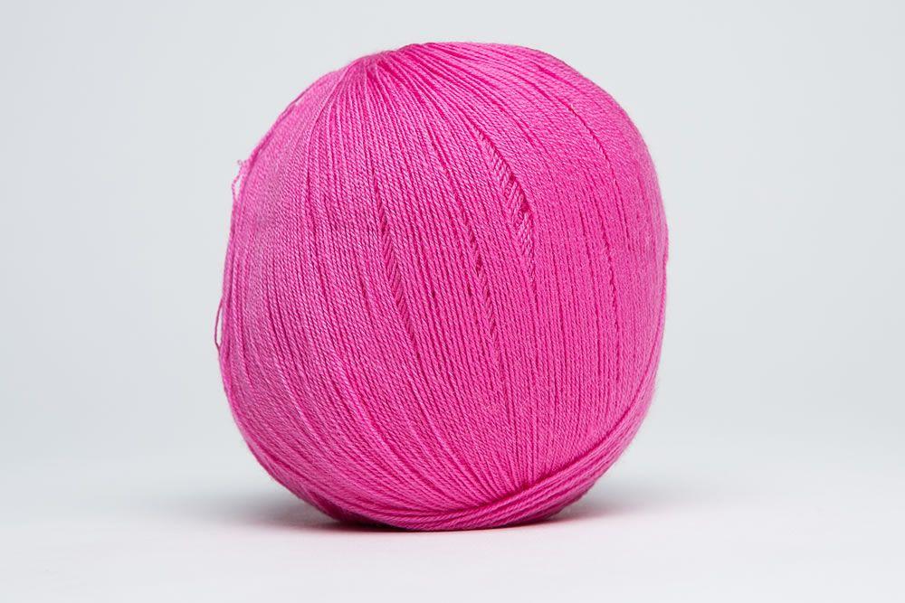 Lacey Lamb, Hot Pink Rose