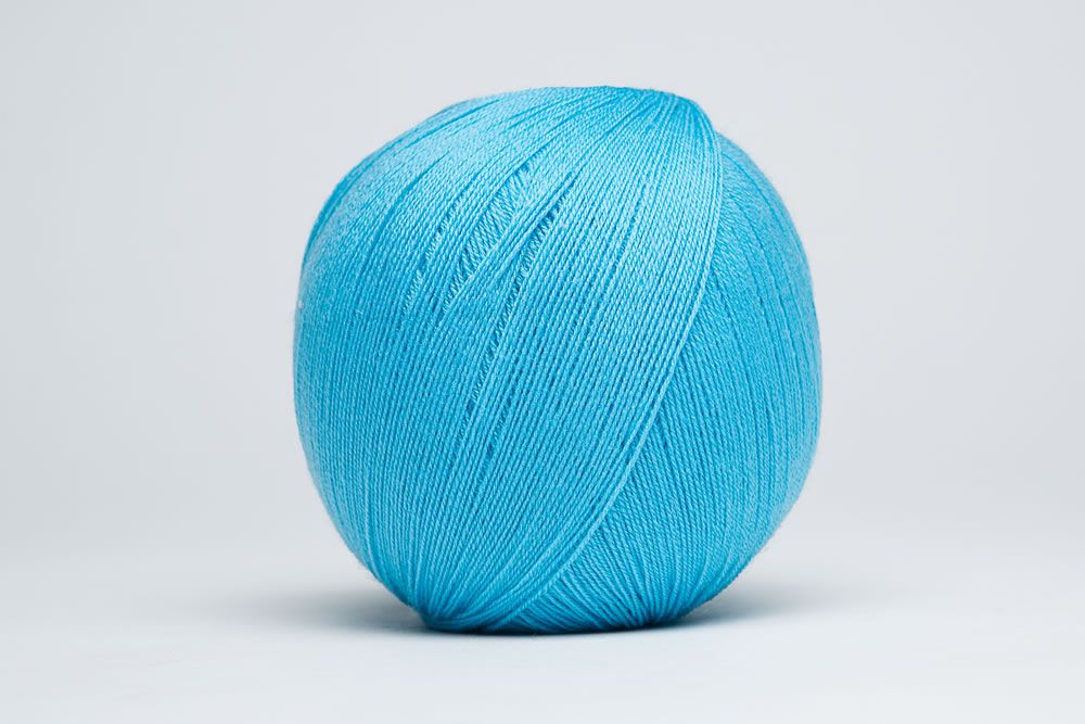 Lacey Lamb, Glacier Blue